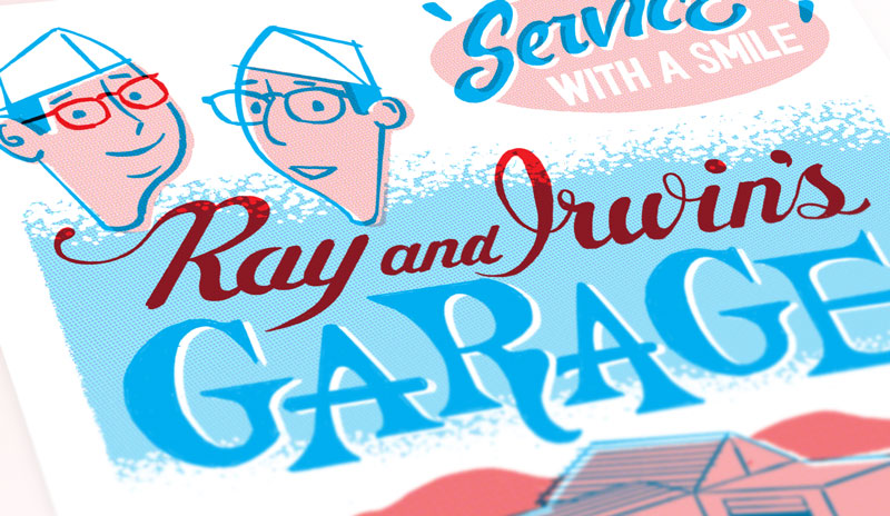 ray and irwin's garage