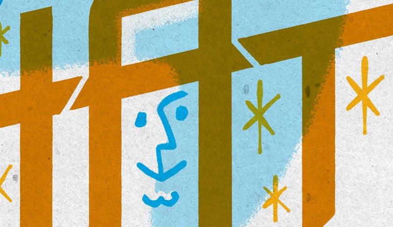 illustration background texture