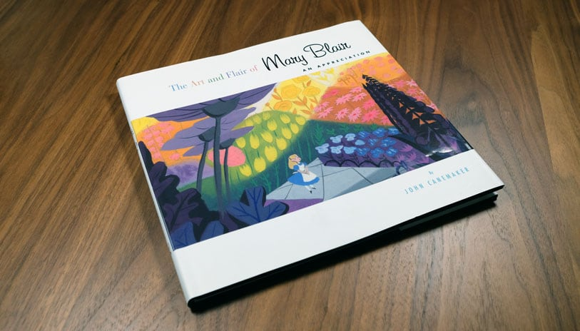the art and flair of mary blair by john canemaker